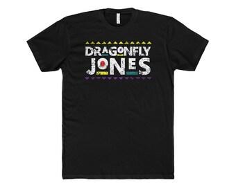 Dragonfly Jones MenS Tee Martin Damn Gina