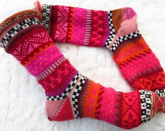 Colourful Socks Ild Gr. 38/39