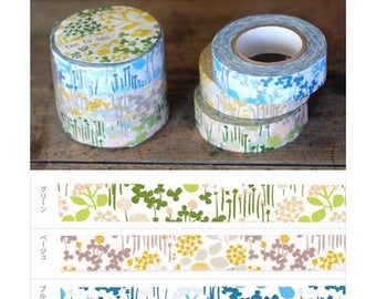 "Classiky Washi Tape Set ""ten to sen"""
