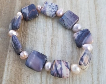 Porcelain Jasper Healing bracelet