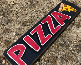 Pizza sign!