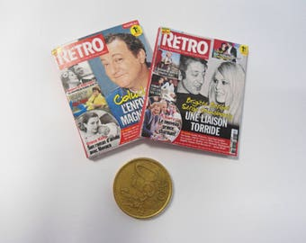 "Magazine ""RETRO"" miniature - No. 4 April-June 2015"