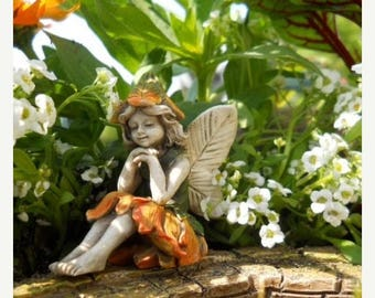 20% Off Storewide Miniature Sunshine Fairies, Miniature Fairy Figurine, Fairy Statue Miniature Gardens, Home Decor, Fairy Gardens, Terrarium