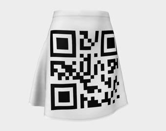 QR Flare Dress
