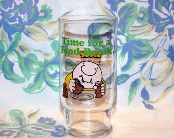 Ziggy drinking glass,1979