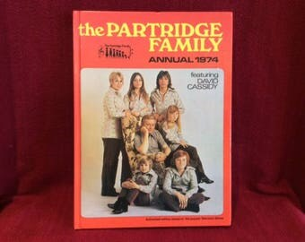 The Partridge Family Annual 1974