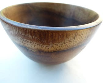 wood turned Bowl(persimmon)