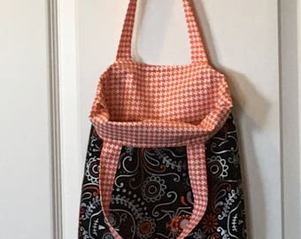 Reversible Halloween Bag