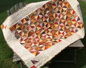 Handmade Quilted Patchwork Wall Hanging