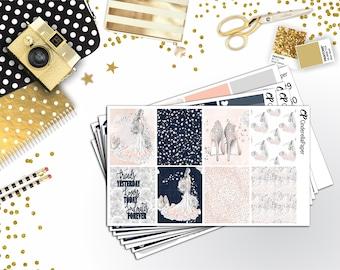 SALE || Forever Full Kit || 8 Full Sheets || Erin Condren Vertical ||