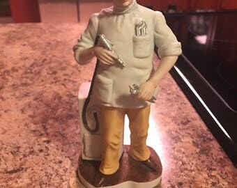 Lefton China dental figurine