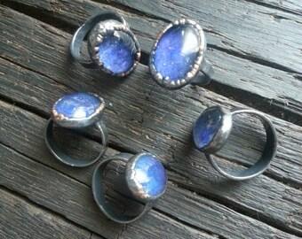 Electroformed Mood Ring