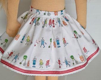 Robot DOLL skirt