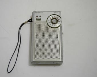 JCPenney AM/FM Receiver Handheld Transistor Radio