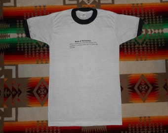 Sneakers Ringer T Shirt Size Small