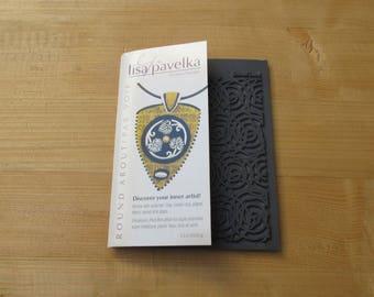 Lisa Pavelka x 2 range texture stamps