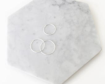 Delicate Sterling Silver Stackable Ring