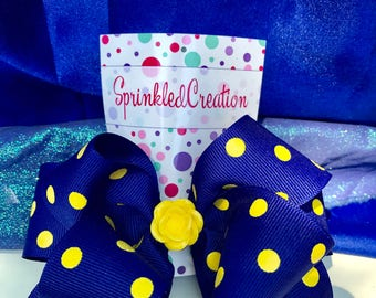 Flower Bow (Free Shipping)