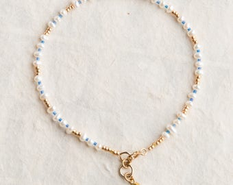 Delicate Freshwater Pearl Bracelet