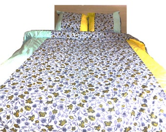 + 2 pillowcases PRETORIA duvet cover set