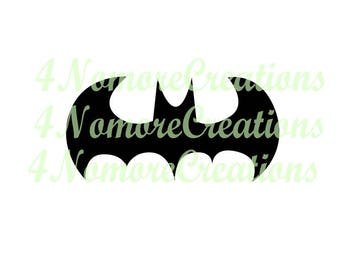 BAT STICKER DECAL