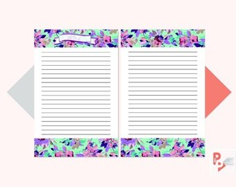 BLANK PAGE Mini Happy Planner Printable InsertS, Create 365, Happy Planner Insert, Happy Planner Mini, MAMBI Planner, Instant Download