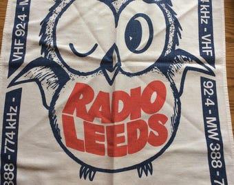 BBC Radio Leeds tea towel