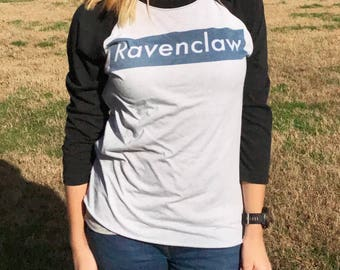 Harry Potter Ravenclaw 3/4 Sleeve T-Shirt