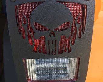 Jeep JK tail Light cover