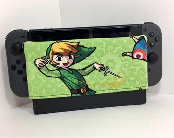 Nintendo Switch Dock Sock--Zelda