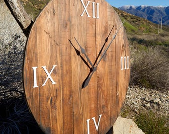 Farm House Clocks