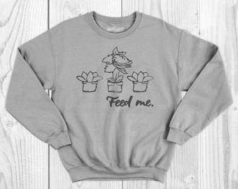 Little Shop of Horrors Crewneck Sweatshirt