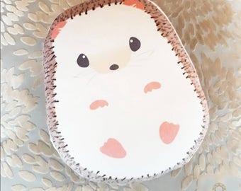 Meatloaf the Hedgehog Plush Toy