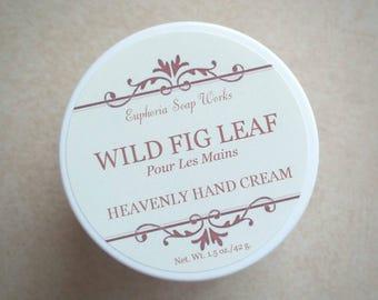 Wild Fig Leaf Heavenly Hand Cream