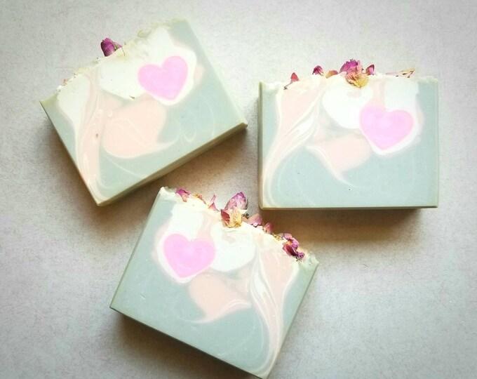 English Bathhouse Silk Soap