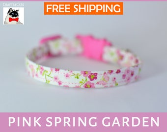 Collars: Pink / Red
