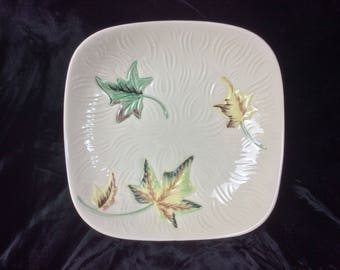 Shorter & Son Ltd Woodland Hand Painted Dish