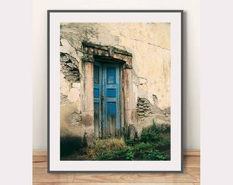 Jerez Door, Zacatecas Old Door, Mexico Old Door, Hacienda Door,    Digital Print, Instant Print,Instant Printable, Digital Decor