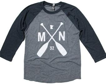 MINNESOTA T-Shirt(s) - Tri-Blend Tee - Soft
