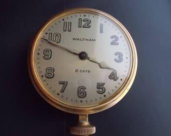 Antique Waltham Travel Watch Circa 1912