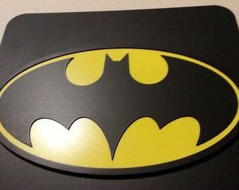 Batman Emblem, Wall Art