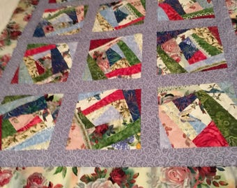Vintage  Style Quilt