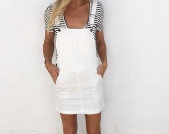 Sublime Overall Skirt