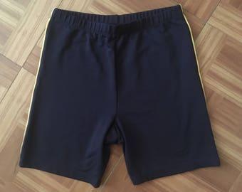 1980's Bike Shorts (M) • High-Rise Bike Shorts