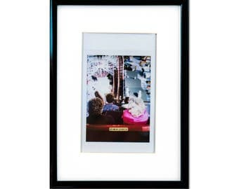"Fine Art Photography ""Giant Dipper"" Framed Instax Mini Print"