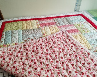 homemade baby quilts