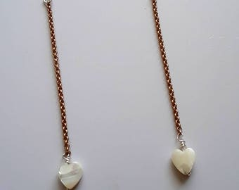 Heart-Shaped Pearls Collier