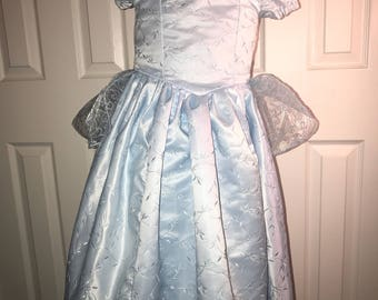 Cinderella costume kids 4T-  Free Shipping