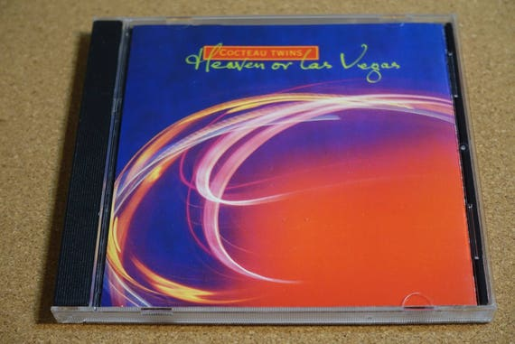 Heaven Or Las Vegas by Cocteau Twins Vintage CD Compact Disc