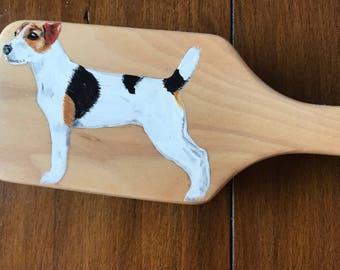 Jack Russell Terrier Brush